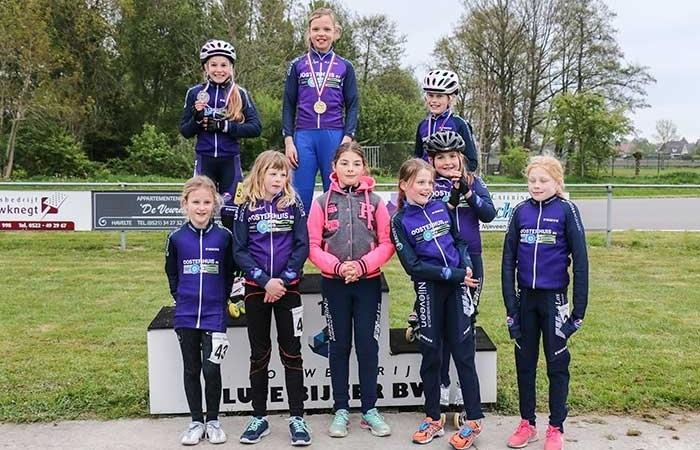 Wie zijn de clubkampioenen pupillen 2017?