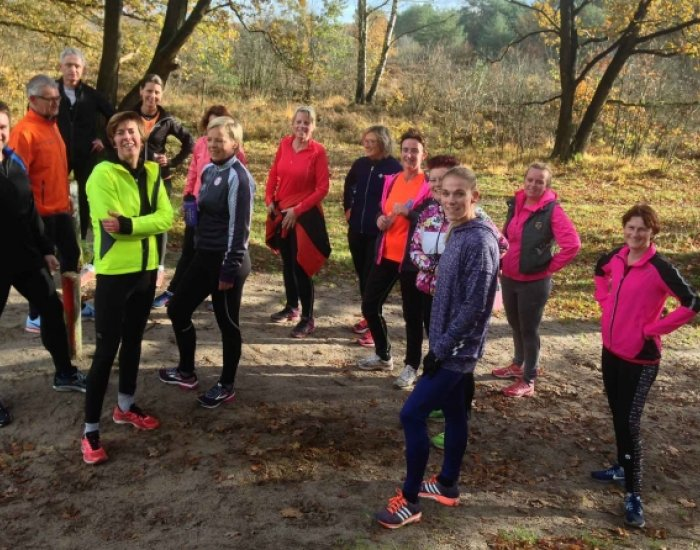 Heide- en bostraining hardlopen in Havelte.…